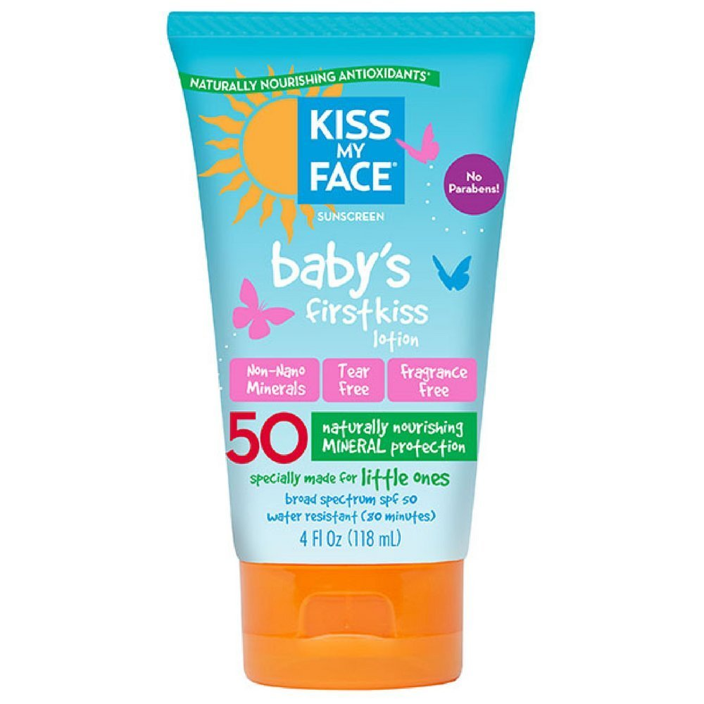 Protector Solar Mineral Baby's First Kiss