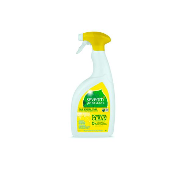 Limpiador natural de tina y azulejos pasos verdes - Limpiador de azulejos ...