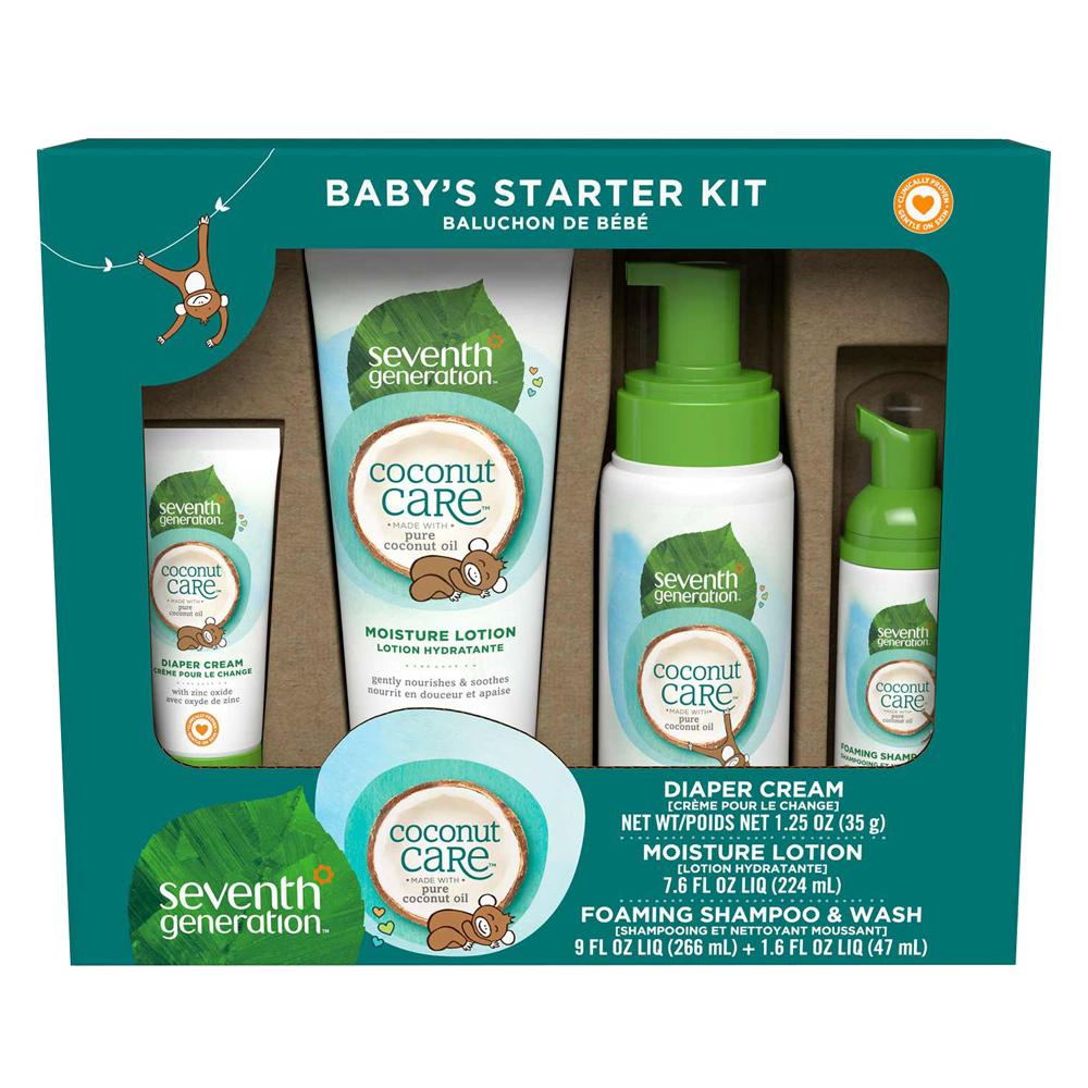 Kit de Cuidado de Bebé