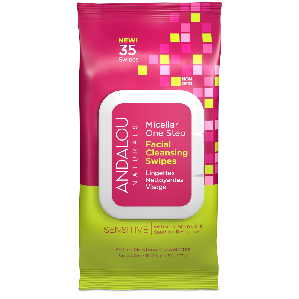 Sensitive Micellar Facial Swipes 35