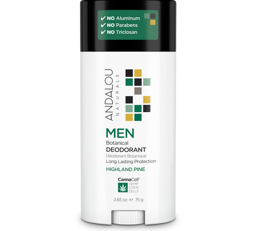 Botanical Deodorant – Highland Pine