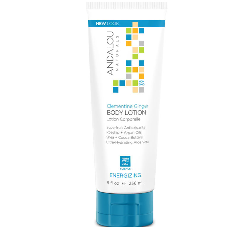 Clementine Ginger Energizing Body Lotion