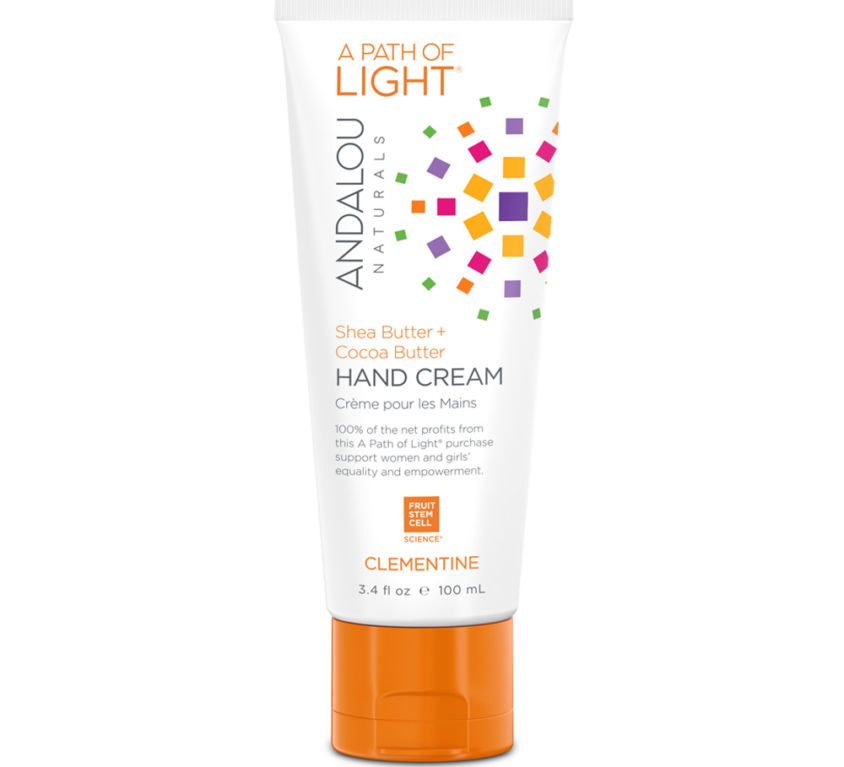 A Path of Light® Clementine Hand Cream