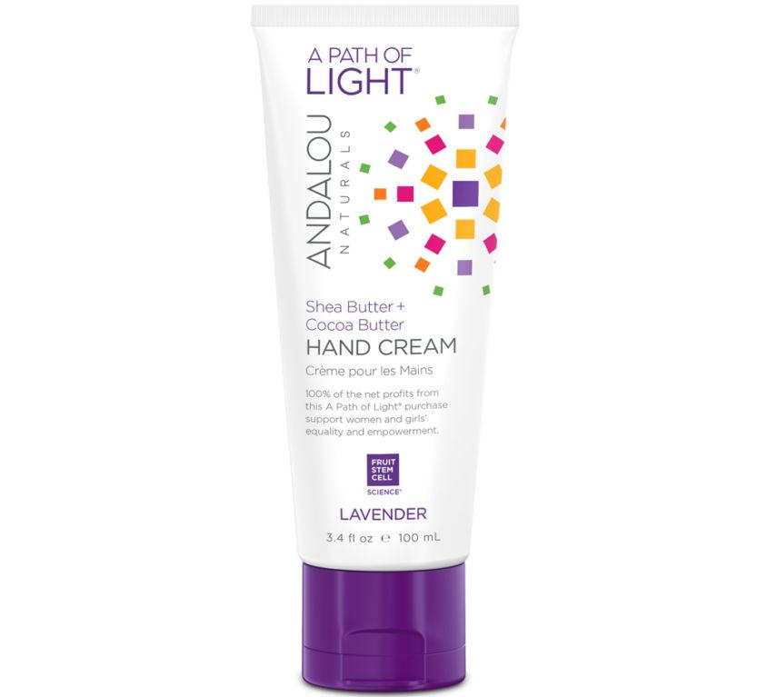 A Path of Light® Lavender Hand Cream