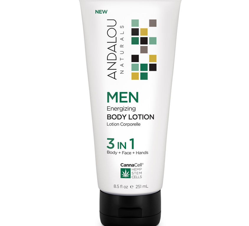Energizing Body Lotion 3 in 1