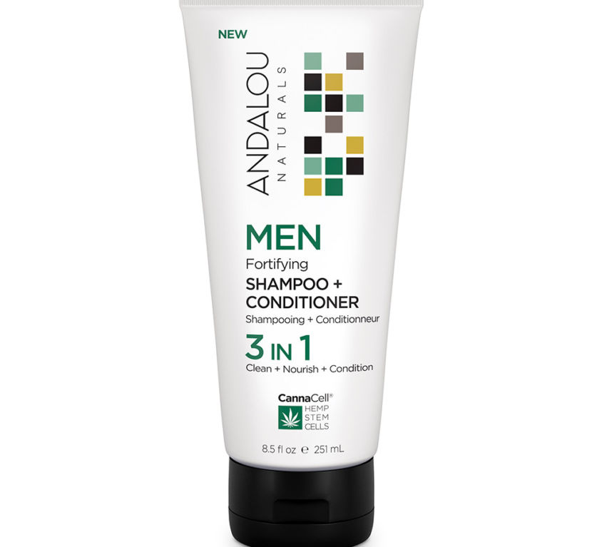 Fortifying Shampoo + Conditioner 3 in 1