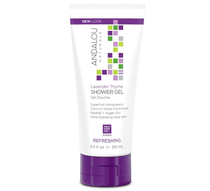 Lavender Thyme Refreshing Shower Gel