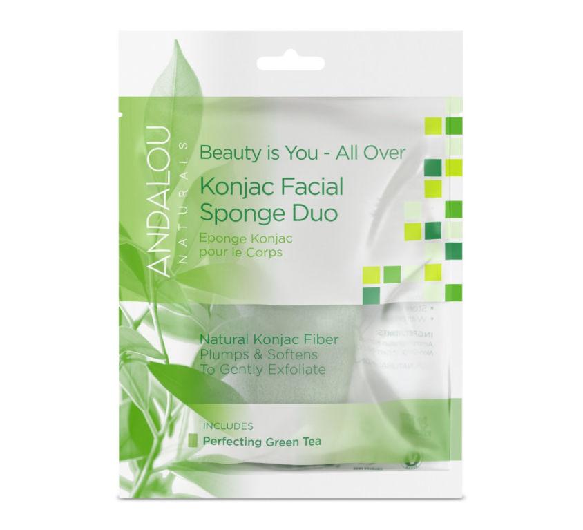 Beauty is You – All Over Konjac Facial Sponge Duo