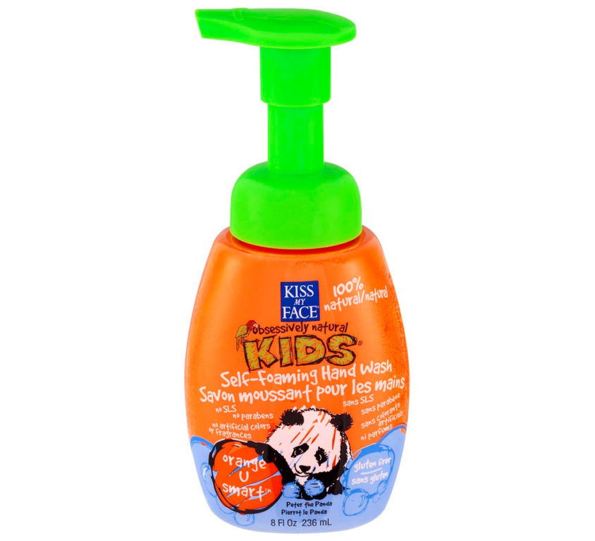 Orange u Smart Self Foaming Hand Wash