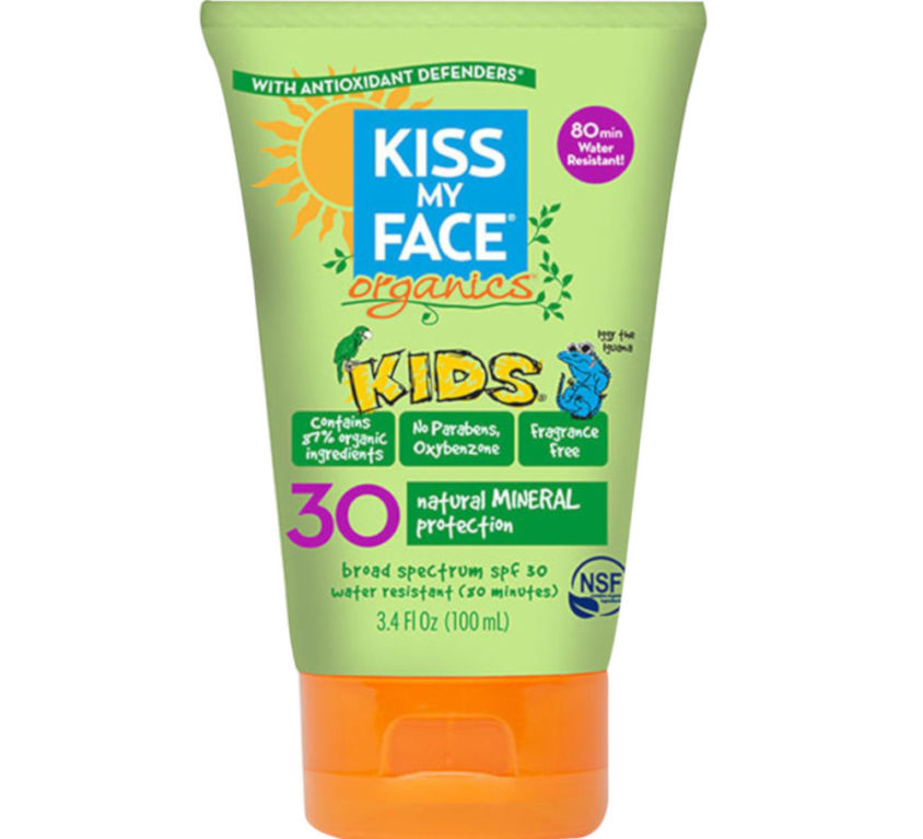Kmf Organics™ Kids Defense Mineral spf30 Lotion Sunscreen
