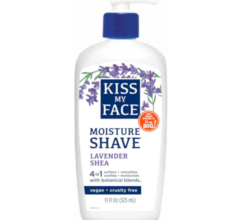 Lavender Shea Shaving Cream