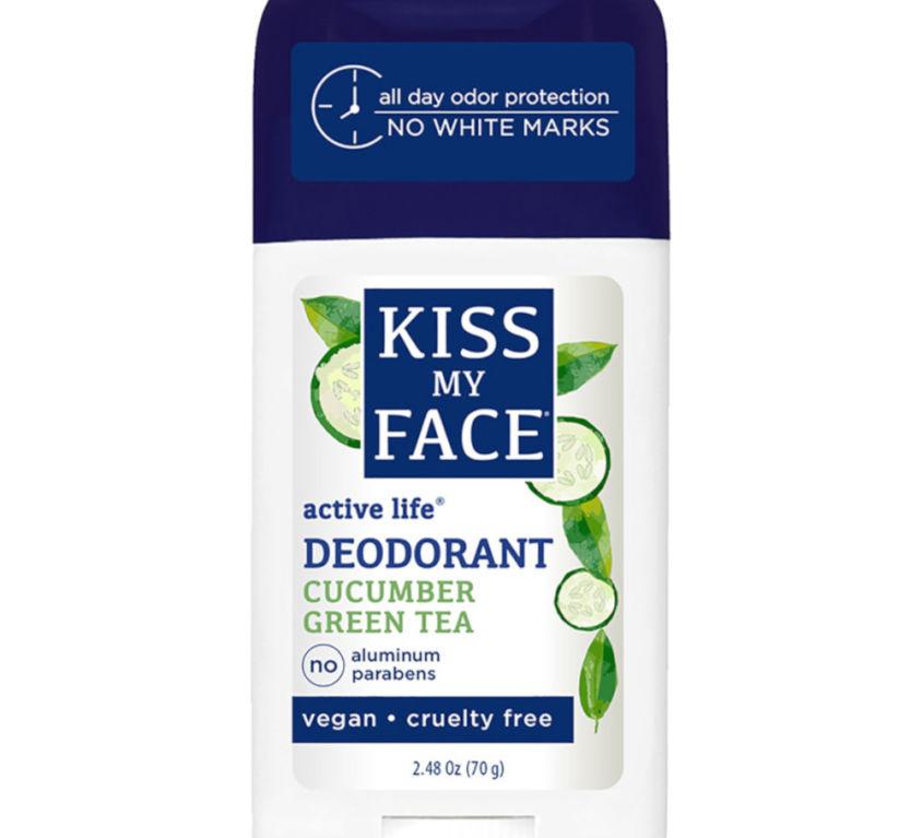 Active Life Stick Deodorant – Cucumber Green Tea