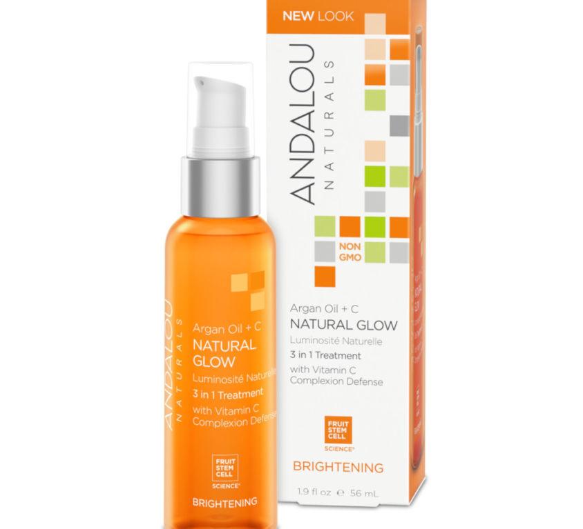 Argan Oil + C Natural Glow 3 in 1 Treatment