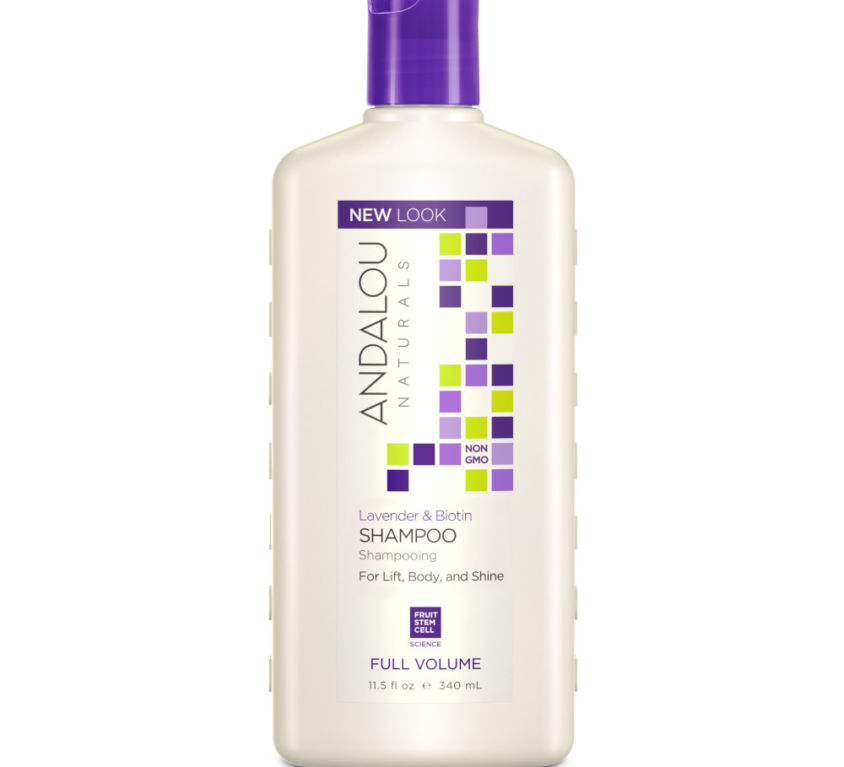 Lavender & Biotin Full Volume Shampoo
