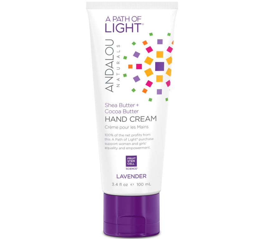 A Path of Light® Lavender Hand Cream