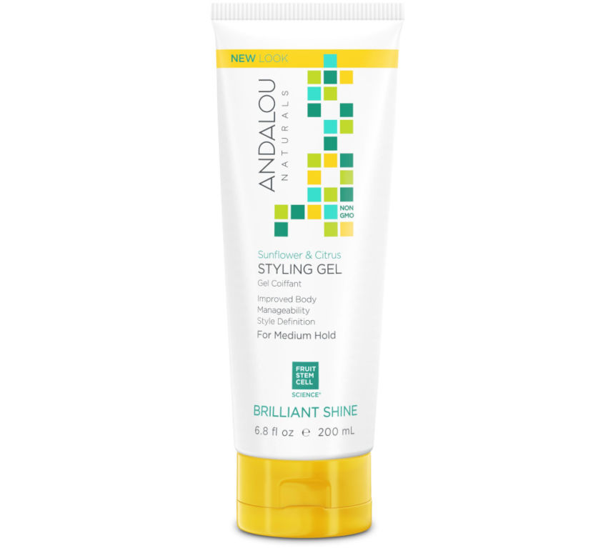 Sunflower & Citrus Brilliant Shine Styling Gel