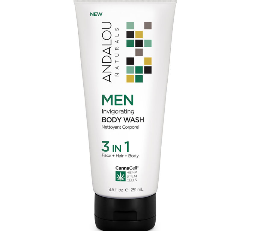 Invigorating Body Wash 3 in 1