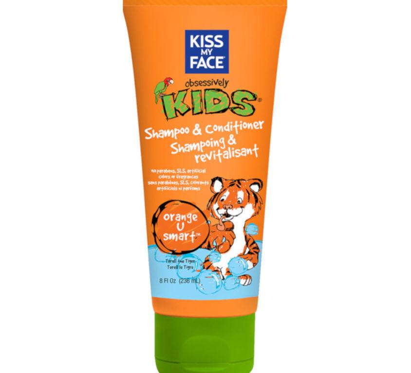 Orange Smart 2 in 1 Shampoo & Conditioner