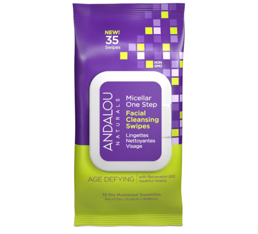 Age Defying Micellar Facial Swipes – B2G 35 ct