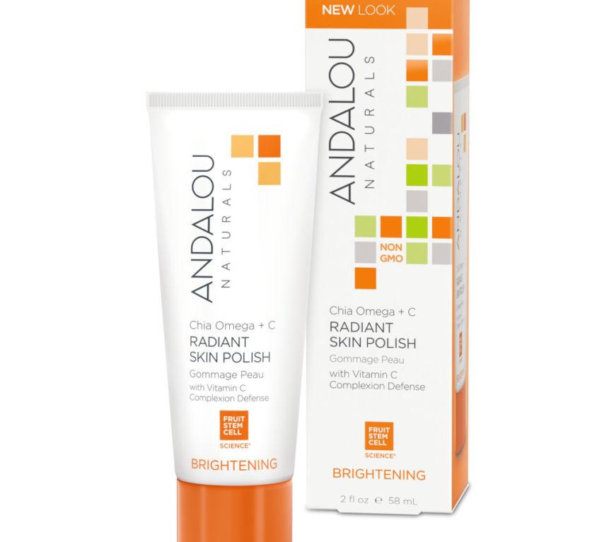 Chia Omega + C Radiant Skin Polish